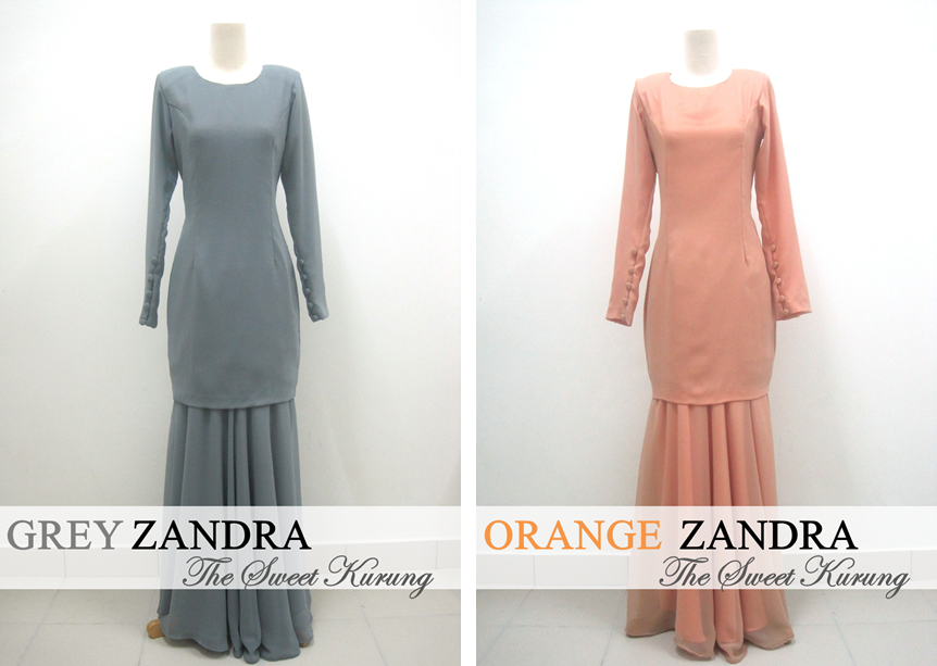 Zandra by The Sweet Kurung