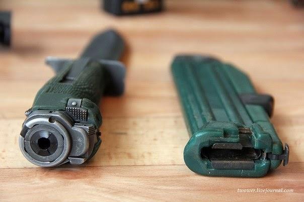 «НРС–2» (нож разведчика стреляющий второй модели)