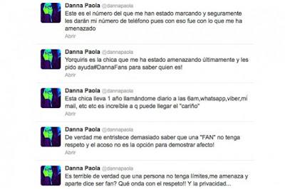 Twitter Danna Paola