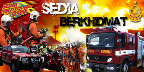 Jawatan Kerja Kosong Jabatan Bomba dan Penyelamat logo www.ohjob.info februari 2015