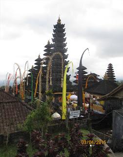 Tempat Wisata Pura Besakih Bali