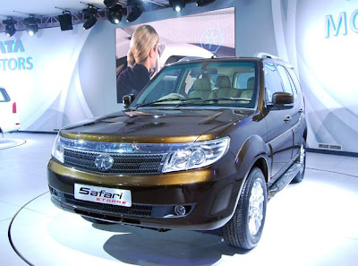 Tata Safari Storme,Tata Safari,Tata Safari Storme in Auto Expo 2012