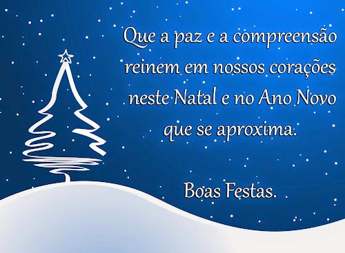 Mensagens e Frases de Feliz Natal e Ano Novo