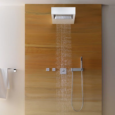 Cool Showers and Modern Shower Head Designs (15) 1