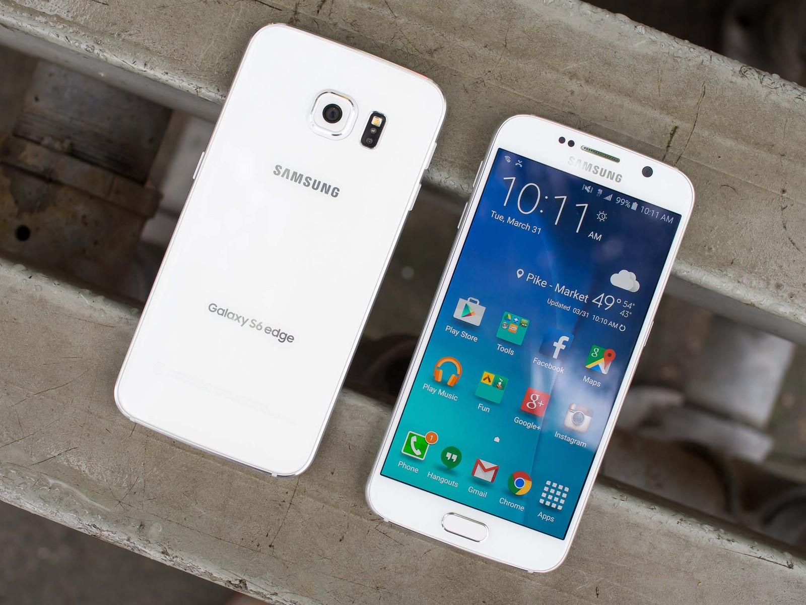 Harga HP Samsung Galaxy S6 Edge Plus Spesifikasi RAM 4 GB