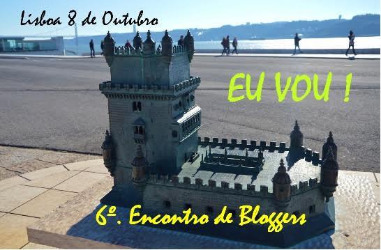 6º  ENCONTRO de BLOGGERS - LISBOA  8/10/17