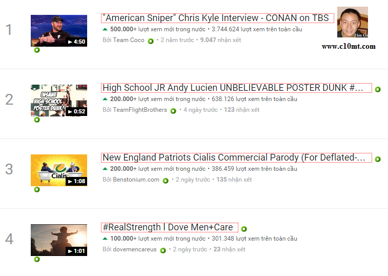 Top Youtube Search American Sniper Chris Kyle Interview