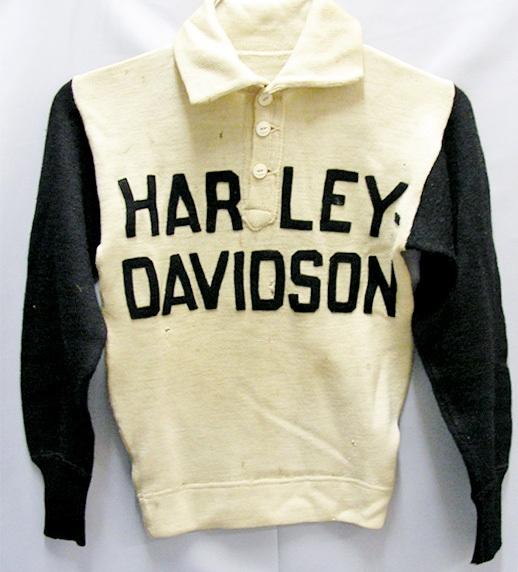 Vintage harley davidson apparel
