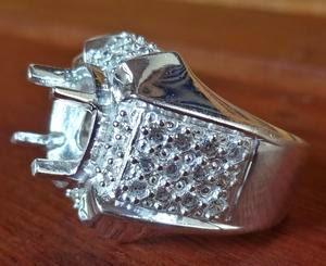 Ring Cincin Stainless Steel