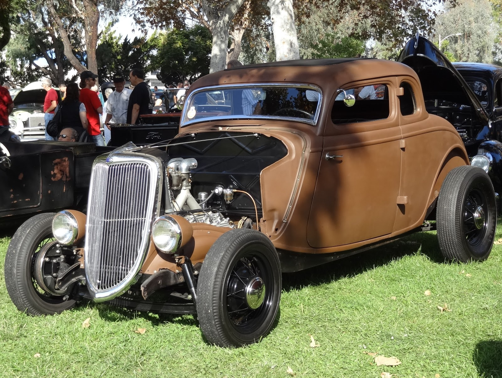 The Hot Rod Disorder™: October 2012