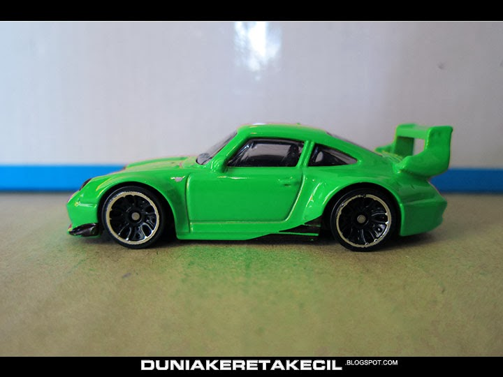 world of small car dunia kereta kecil hot wheels porsche 993 gt2. Black Bedroom Furniture Sets. Home Design Ideas