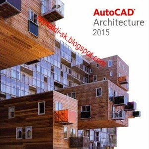 Autodesk AutoCAD Architecture 2015 Full Crack