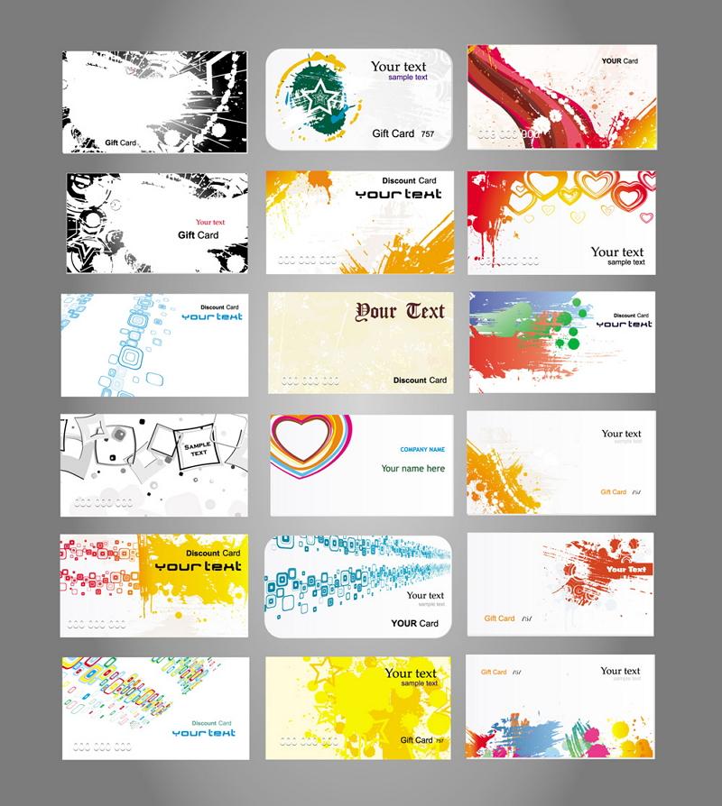 名刺テンプレート fine card vector : 年賀状 イラスト 羊 フリー : イラスト