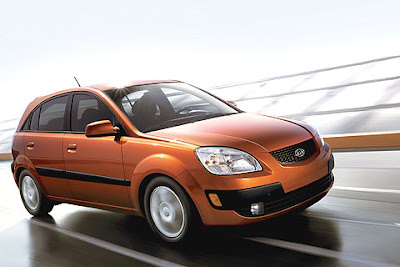 2008 Kia Rio Owners Manual