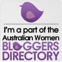 Australian blog chicks