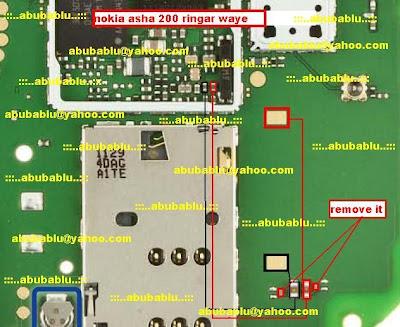 nokia asha 200 ringar solution 100% working