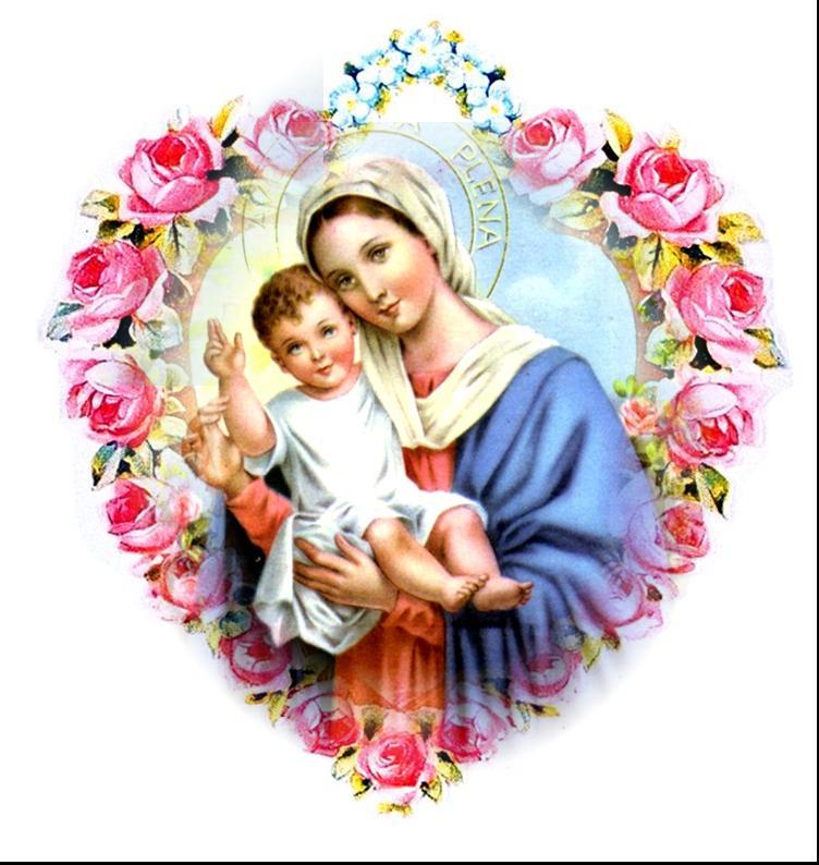 Imágenes de Santoral: Nuestra Señora del Huerto-2 de Julio