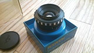 Enlarger Lens Rodenstock Rodagon 80 5.6, Old Stock Exc+