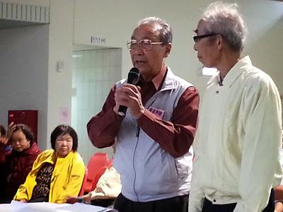 4日內政部在大園鄉的陳情會場,民眾擠爆, 要求原屋保留,拒絕參加區段徵收