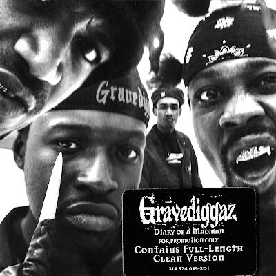 Gravediggaz – 6 Feet Deep (Promotion Only Full-Length Clean Version) (1994, Vinyl, 320)