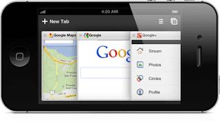 تحميل متصفح جوجل كروم للايفون والايباد - Google Chrome Iphone Ipad 2013