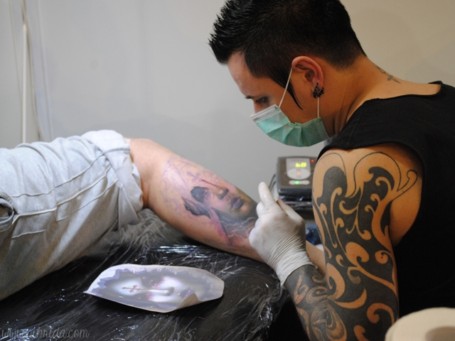 4th International Tattoo Convention (Ljubljana, Slovenia) - Oktania Tattoo Studio