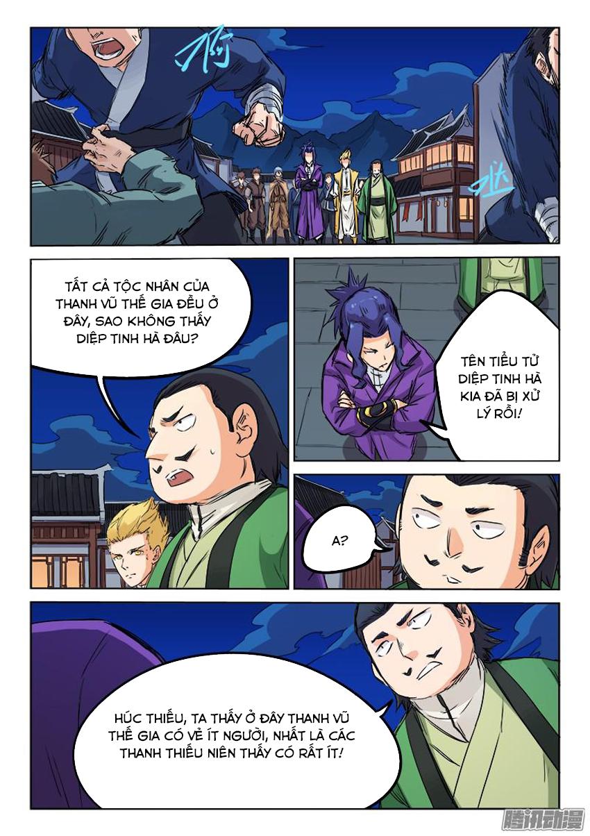 Tinh Võ Thần Quyết Chapter 120 - Hamtruyen.vn