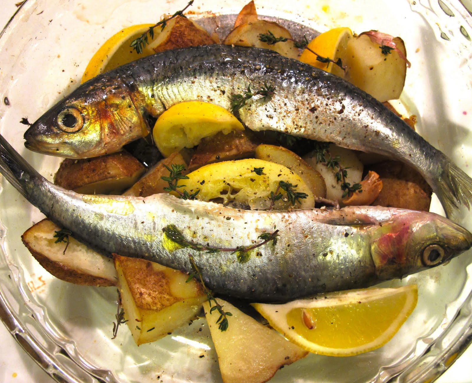 Cooked oily fish the image kid has it for Fatty fish list