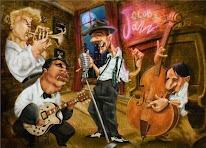 El jazz en todas sus vertientes clásicas,