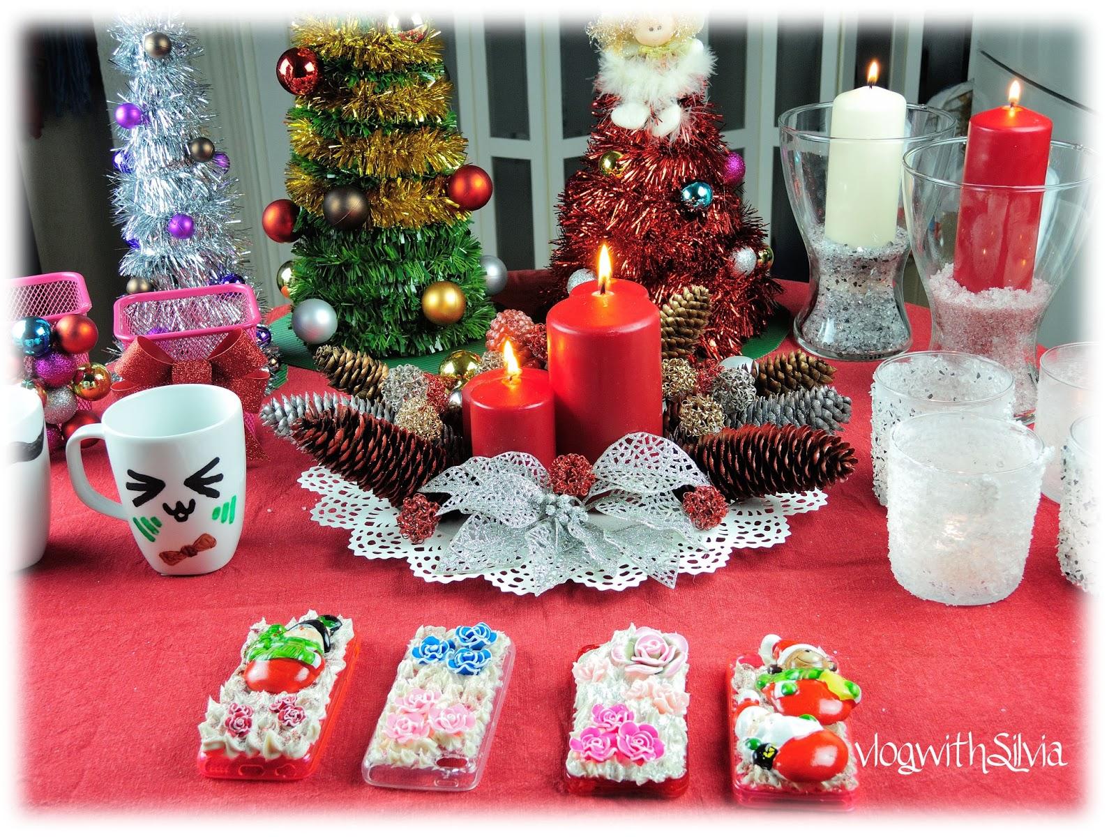 Diy decoraci n navidad silvia quir s - Diy decoracion navidad ...