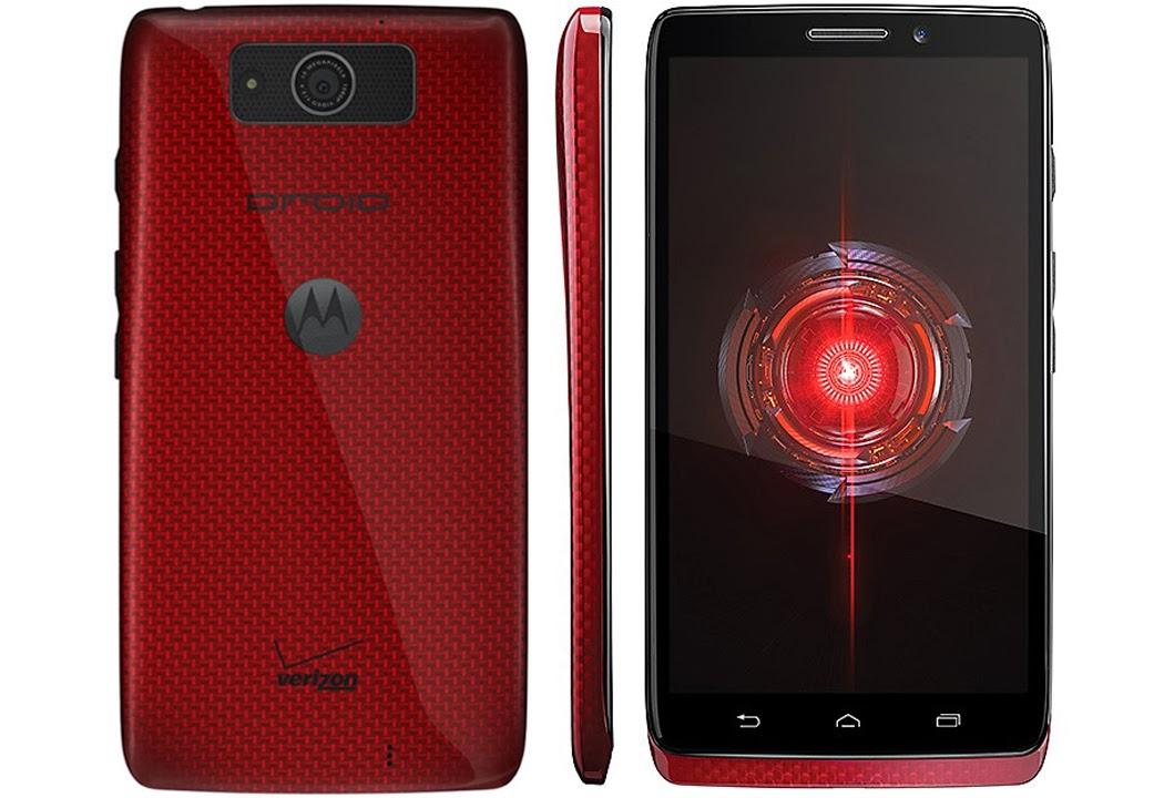 Motorola DROID Ultra Pic