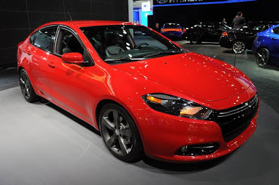 2013 Dodge Dart GT offers subtle menace in compact form