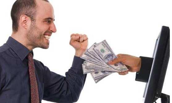 mencari uang dari internet untuk pemula