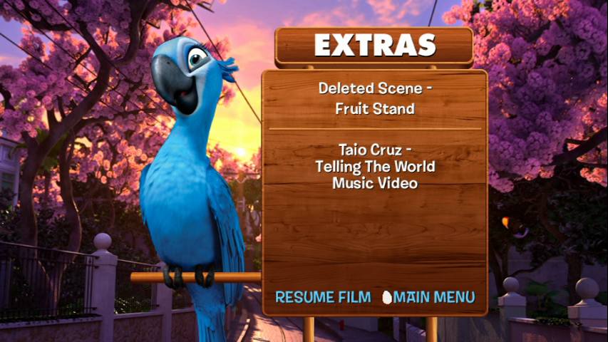 Capturas Rio 2011 [DVDR Menu Full]