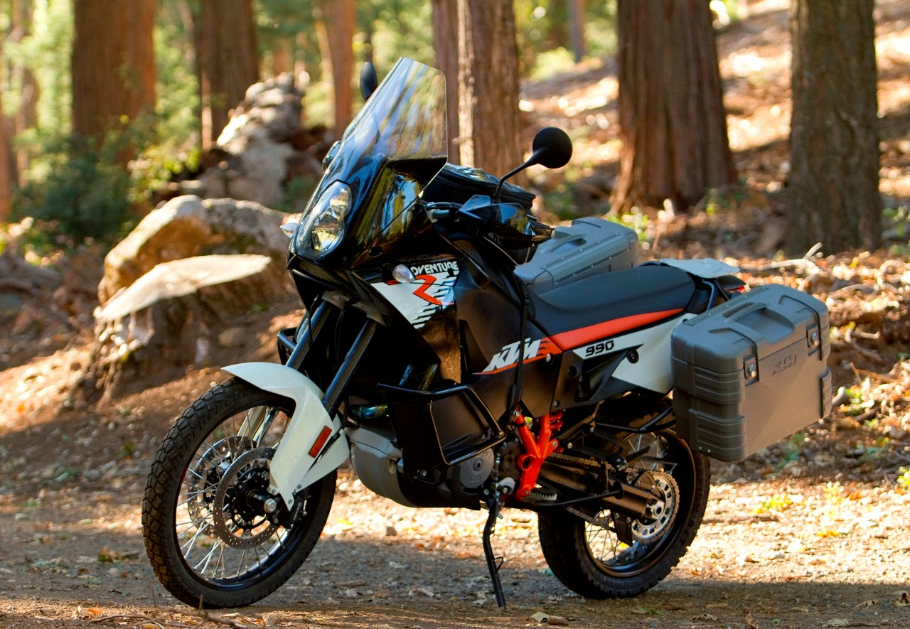 KTM 990 Adventure Sports Upcoming Bikes Gallery