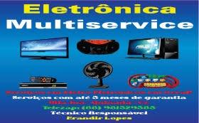 Eletrônica Multiservice