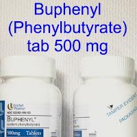 Bottle of Buphenyl