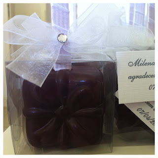 Gift no palito + Casamento de Milena!