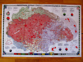 Eladó térkép-plakát