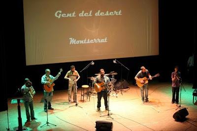 Homenatge a l'Ovidi Montllor (Montserrat)