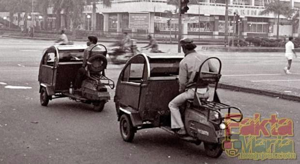 10 Konsep Kendaraan Tempo Dulu yang Unik, Aneh dan Konyol