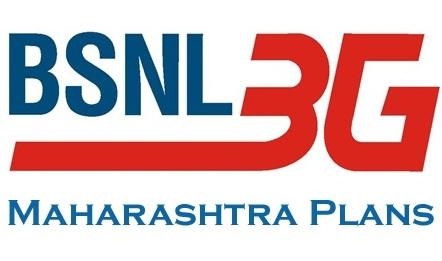 BSNL Maharashtra 3G Plans Prepaid Postpaid
