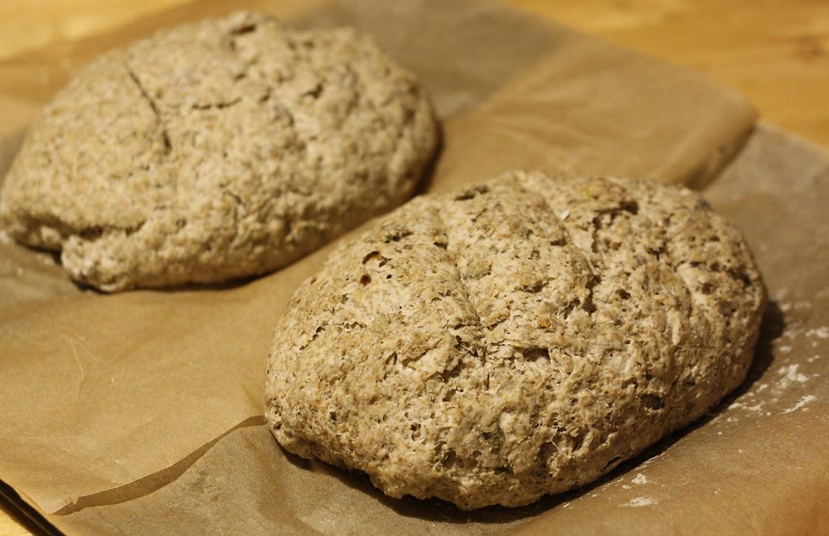 Hamelman, chleb pszenno-żytni