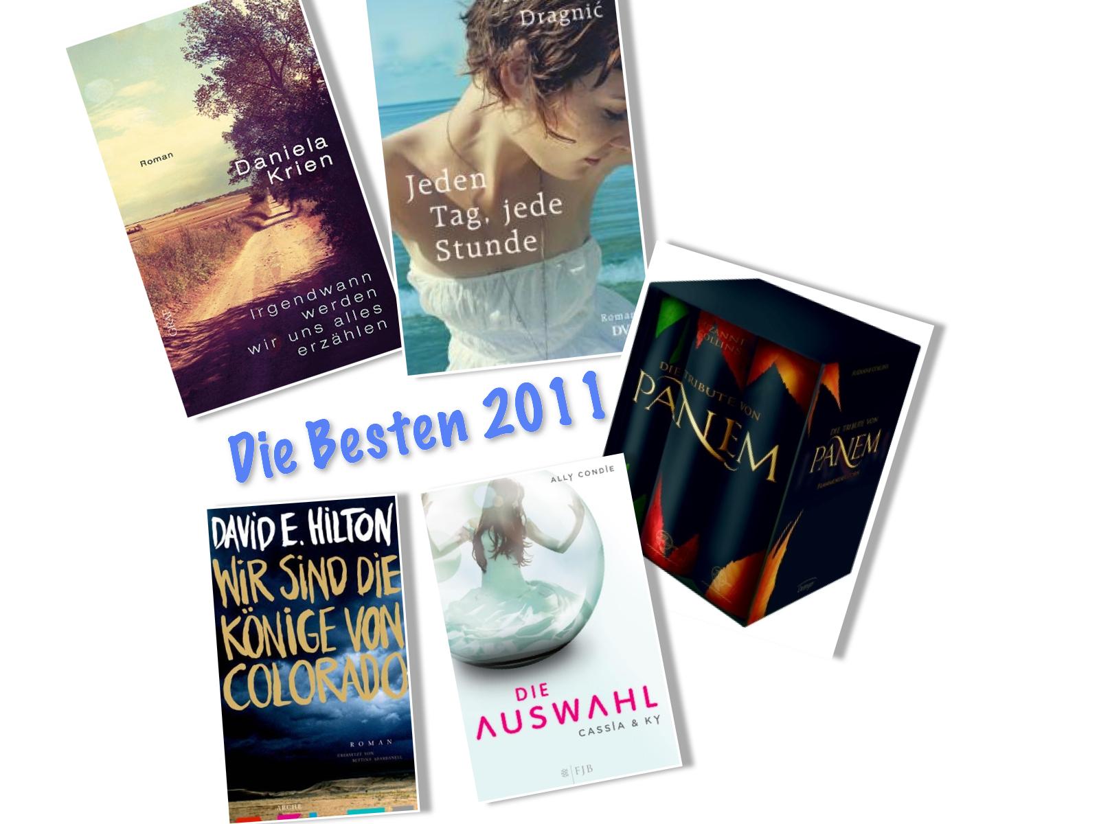 Die Besten] ... Top Bücher 2011 ... ~ * zeilenreisende *