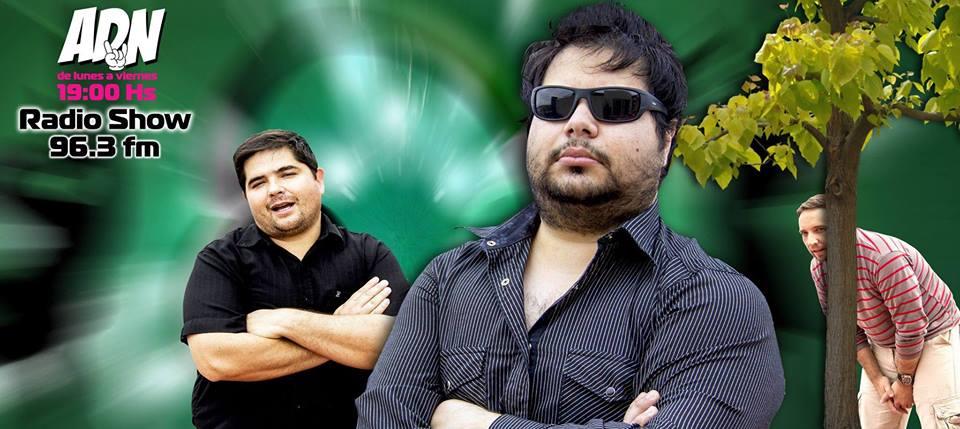A.D.N. - Por Radio Show Chajari 96.3 fm