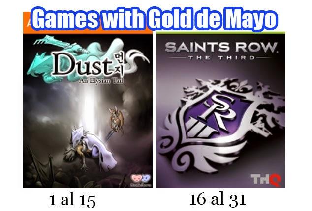 Nuevo més y podremos conseguir 2 nuevos juegos para nuestra Xbox Live.
