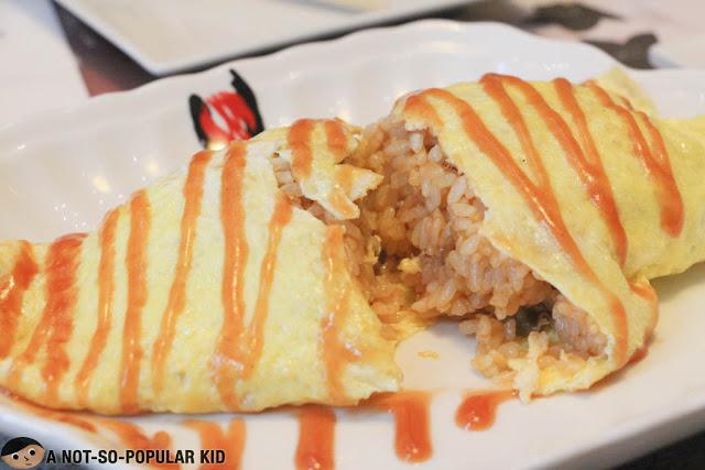 Japanese Umu Rice