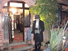 Borice my Halloween Butler