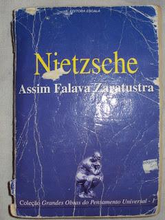 """Zaratustra falava assim ao povo e hoje em dia o eco dessas palavras continua a mais actual das verdades:""""É tempo que o homem cultive o germe da mais elevada esperança. Eu vo-lo digo: É PRECISO TER UM CAOS DENTRO DE SI, PARA DAR À LUZ UMA ESTRELA BAILARINA. Eu vo-lo digo: tendes ainda um caos dentro de vós"""" - (Nietzsche, 1979) -"""