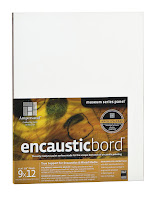Encausticbord from Ampersand